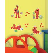 RoomMates Sesame Street - Elmo-Centric Peel & Stick Wall Decals at Kmart.com