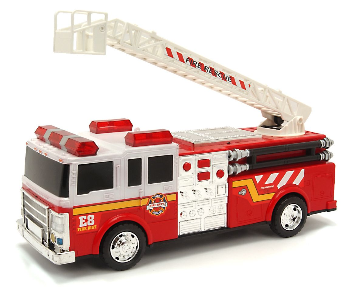 Just Kidz  Battery Operated Fire Truck