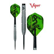 Viper SIDEWINDER 80% TUNGSTEN Heavy knurled ridge cut BarrelSTEEL TIP 25GM at Kmart.com