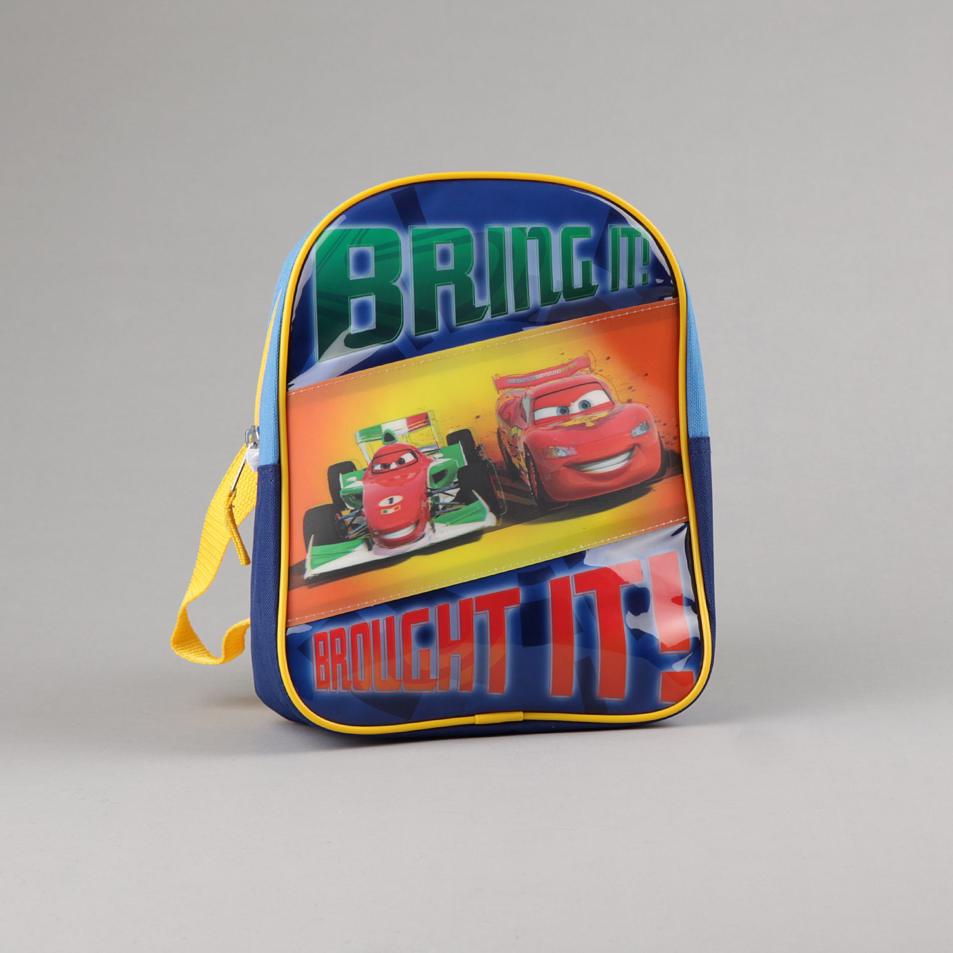 Boy's Backpack Mini Cars Multicolored