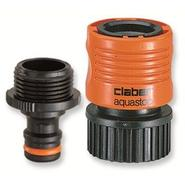 Claber 8983 Garden Hose To Accessory Quick Connector Set at Kmart.com