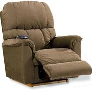 La-Z-Boy Power Imperial Recliner- Walnut at Sears.com