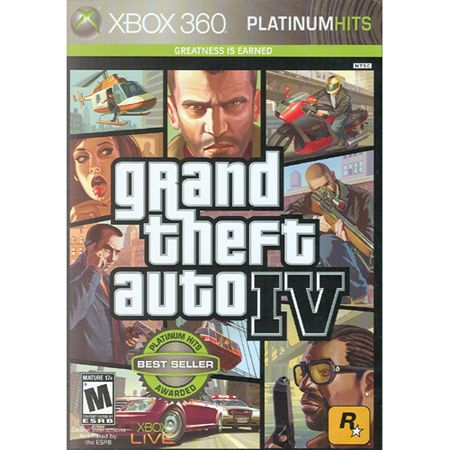 Take 2  Grand Theft Auto IV PH Xbox 360