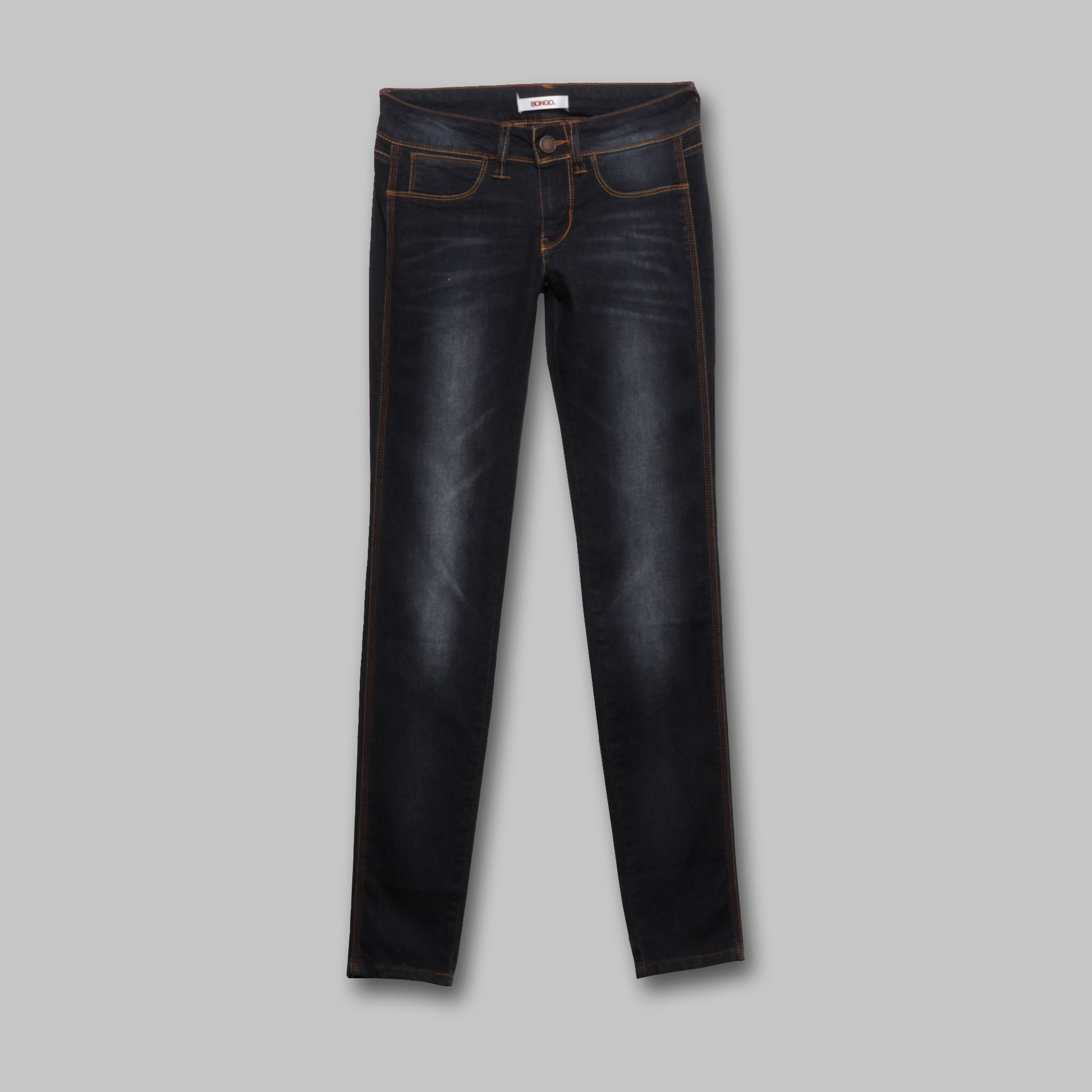 Bongo Junior's Jeans Second Skin Dark Rinse at Sears.com