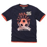 OshKosh Boy's Graphic Tee 'Soccer' Short Sleeve at Sears.com