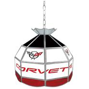 Corvette C5 16 inch Stained Glass Tiffany Style Lamp at Kmart.com