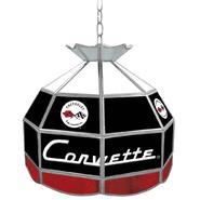 Corvette C1 16 inch Stained Glass Tiffany Style Lamp at Kmart.com