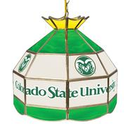 Colorado State University 16 inch Stained Glass Tiffany Style Lamp at Kmart.com