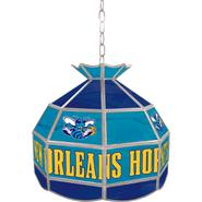 NBA New Orleans Hornets 16 inch Stained Glass Tiffany Style Lamp at Sears.com