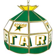 NHL Dallas Stars 16 inch Stained Glass Tiffany Style Lamp at Sears.com