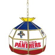 NHL Florida Panthers 16 inch Stained Glass Tiffany Style Lamp at Sears.com