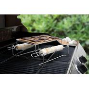 Charcoal Companion Stainless S'mores Roasting Rack with Skewers - at Sears.com