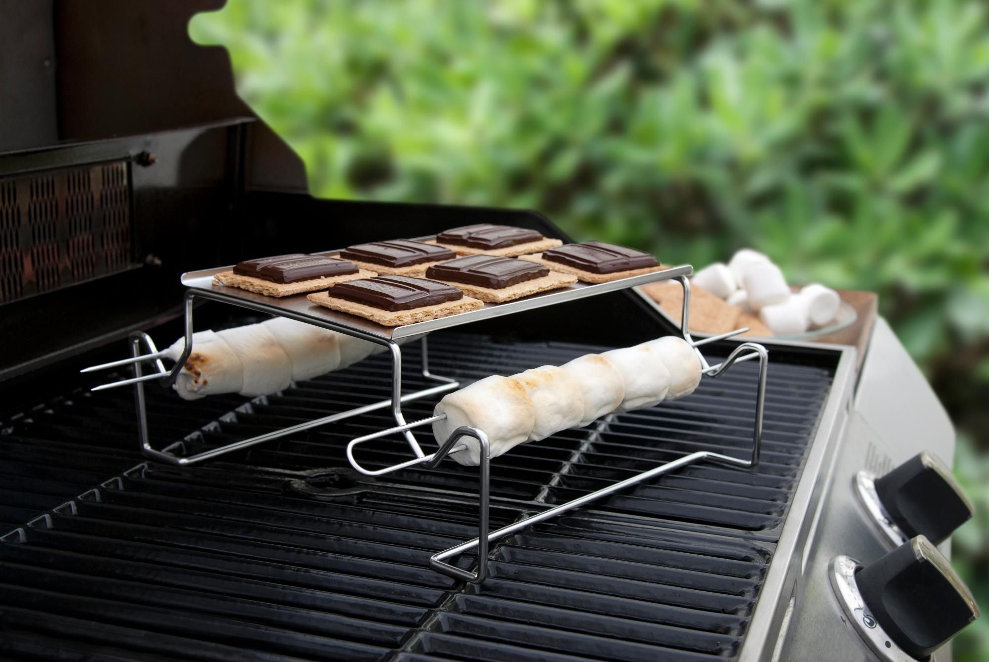 Charcoal Companion  Stainless S'mores