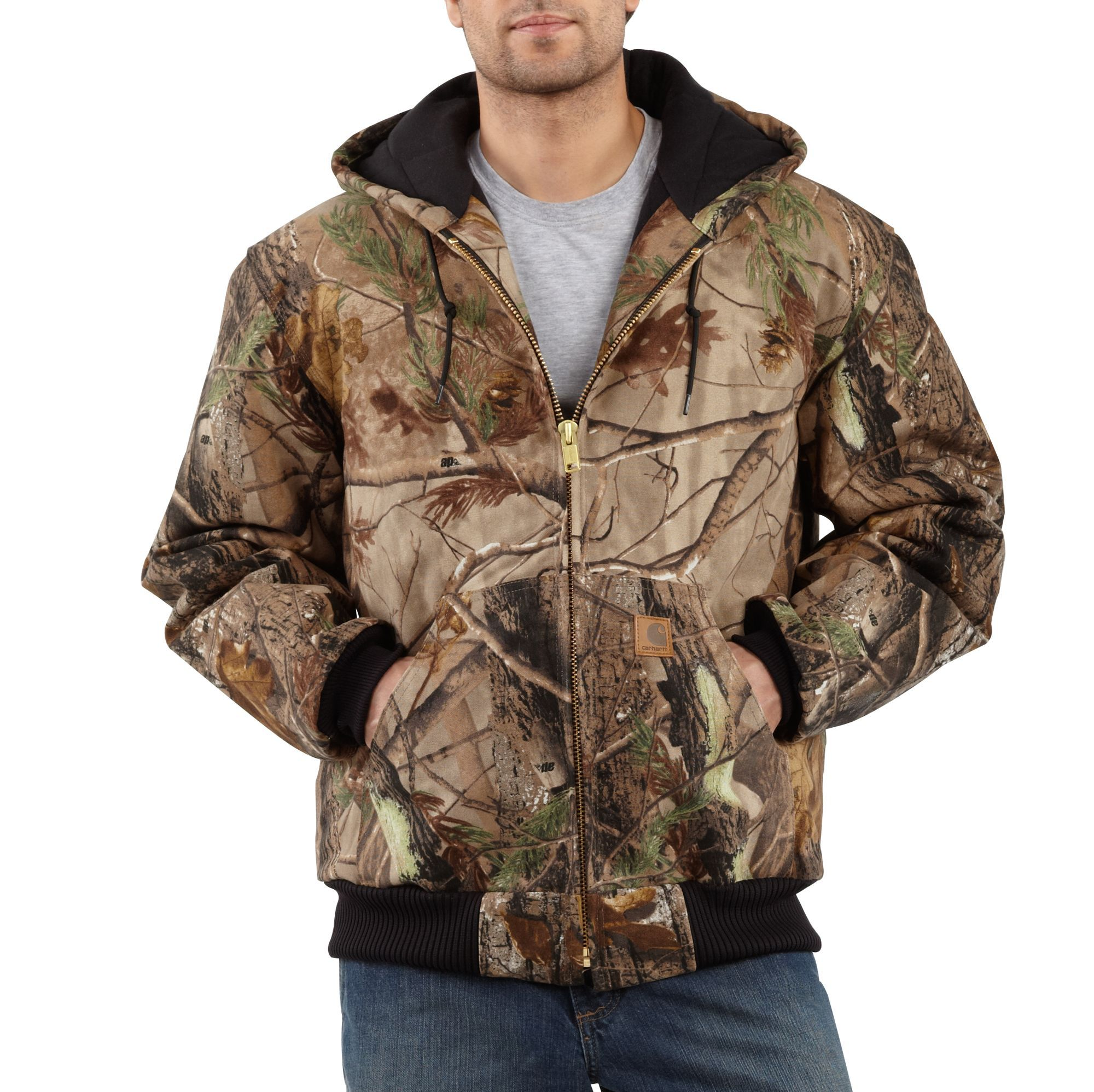 Carhartt, Inc  QFL WorkCamo AP Active Jac