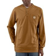 Carhartt, Inc Workwear Pkt LS Henley MW Jersey Org Fit at Sears.com