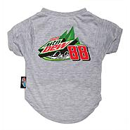Dog Zone NASCAR Pet T-Shirt--Gray-Dale Earnhardt Jr. at Kmart.com