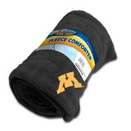 Dog Zone NCAA Pet' Fleece Comforter-Black-University of Minnesota at Kmart.com