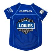 Dog Zone NASCAR Pet Jersey-Football--Jimmie Johnson at Kmart.com