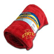 Dog Zone NCAA Pet Fleece Comforter-Black-Iowa State University at Kmart.com