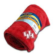 Dog Zone NCAA Pet Fleece Comforter-Red-U. of Houston at Kmart.com
