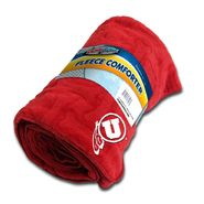 Dog Zone NCAA Pet Fleece Comforter-Red-U. of Utah at Kmart.com