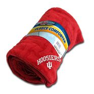 Dog Zone NCAA Pet Fleece Comforter-Red-Indiana U. at Kmart.com