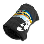 Dog Zone NCAA Pet Fleece Comforter-Black-Brigham Young University at Kmart.com