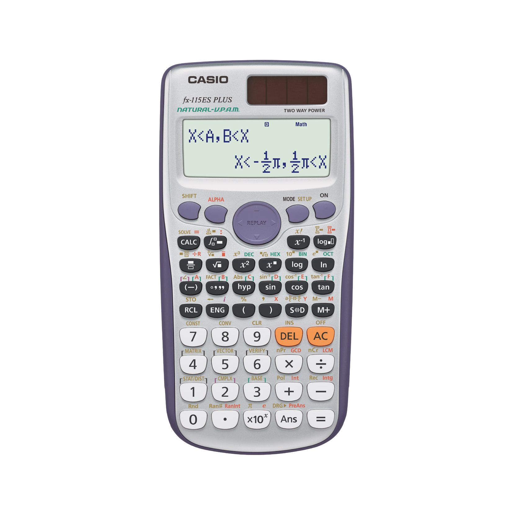 Casio Scientific Calculator FX-115ES Plus