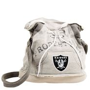 Little Earth Oakland Raiders Hoodie Shoulder Tote at Kmart.com