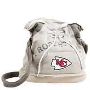 Little Earth Kansas City Chiefs Hoodie Shoulder Tote at Kmart.com