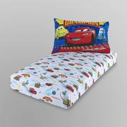 Disney Baby Toddler Boy's Pillow Case & Fitted Sheet - Cars at Kmart.com