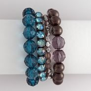 Studio S Bracelet Stretch Bead 4-Piece at Sears.com