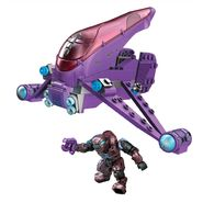 Mega Bloks Halo – Covenant Banshee at Kmart.com