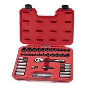 Craftsman 38-PIECE UNIVERSAL SOCKET WRENCH SET 3/8-INCH DRIVE at Craftsman.com