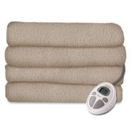 Sunbeam LoftTec Heated Blanket, Full at Kmart.com