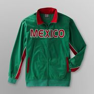 EURO SOCCER Young Men's Track Jacket - Mexico Soccer at Sears.com