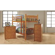 Essential Home Bunk Bed Bedroom Collection - Pine at Kmart.com
