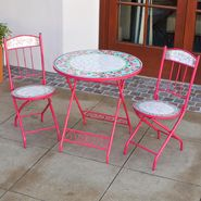 RST Outdoor Jaded Rose Bistro 3-Piece Set at Kmart.com