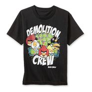 Angry Birds Boy's T-Shirt Short Sleeve Demolition Crew Angry Birds at Sears.com