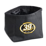 Dog Zone NASCAR Pet Travel Bowl-Round-Small-Ryan Newman at Kmart.com