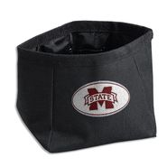 Dog Zone NCAA Pet Travel Bowl-Square-Large-Mississippi State U. at Kmart.com