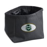 Dog Zone NCAA Pet Travel Bowl-Square-Large-Colorado State U. at Kmart.com
