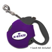 Dog Zone NCAA Retractable Leash Cover-Neoprene-L--Kansas State University at Kmart.com
