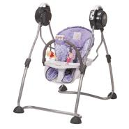 Disney Winnie the Pooh Garden All-In-One Baby Swing Purple at Sears.com