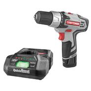 Craftsman Nextec 12.0 V Drill/Driver with Best in Class Torque at Sears.com