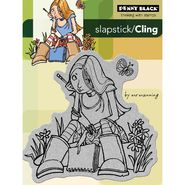 "Penny Black Cling Rubber Stamp 4""X5.25""-...With Journal at Kmart.com"