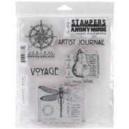 Tim Holtz Cling Rubber Stamp Set-Classics #1 at Kmart.com