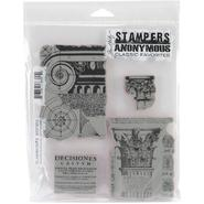 Tim Holtz Cling Rubber Stamp Set-Classics #2 at Kmart.com