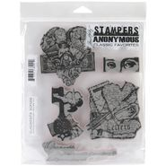 Tim Holtz Cling Rubber Stamp Set-Classics #8 at Kmart.com