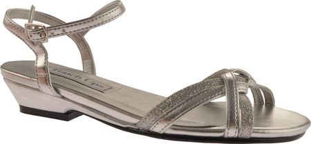 Girls' Melanie Jr - Silver Metallic